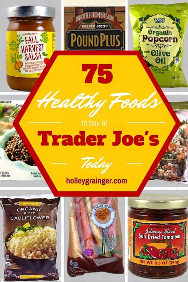10 Healthy Trader Joes Products That Are Actually Crappy for You forecast