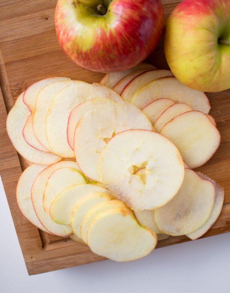 Cinnamon Honeycrisp Apple Chips5