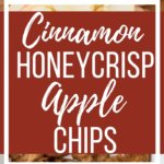 Cinnamon Honeycrisp Apple Chips