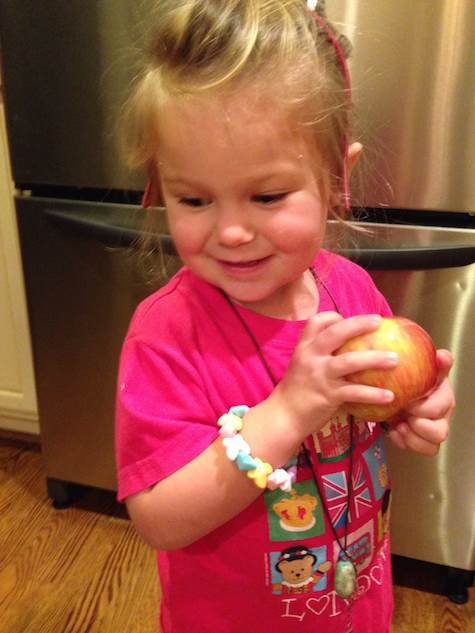 Ellie apple