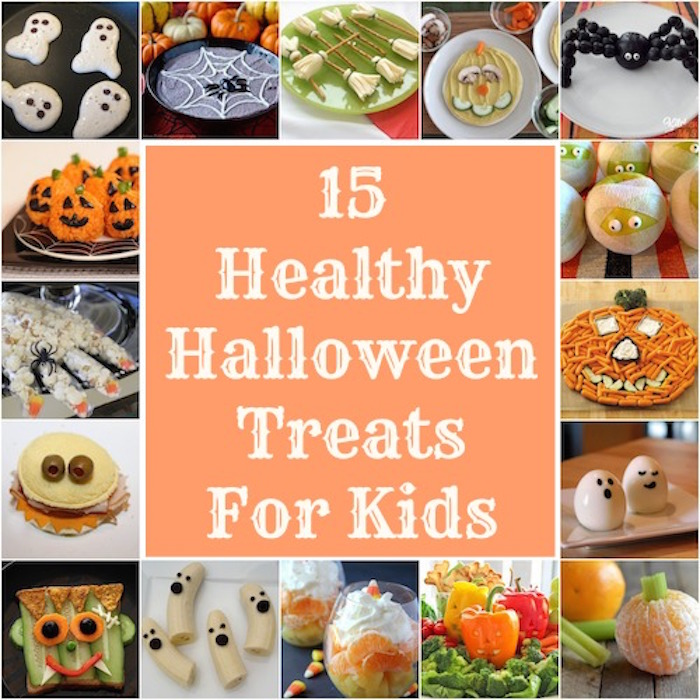 Healthy halloween treats for kids holley grainger ms rdn for Halloween treats to make with kids