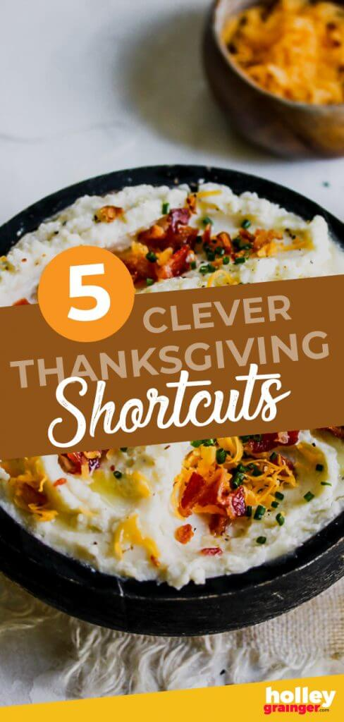 5 Last Minute Thanksgiving Recipes from Holley Grainger -