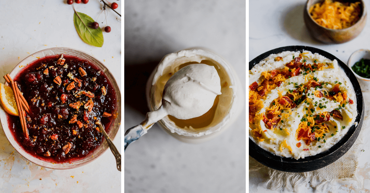 Shortcut Thanksgiving Recipes