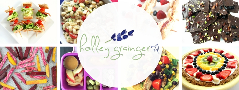 Healthy, simple and delicious recipe ideas for busy families from Holley Grainger Nutrition. These family-favorite recipes are sure to please even the pickiest of palates. Select your favorite recipe below, give it a try and then let me know how your family likes it.