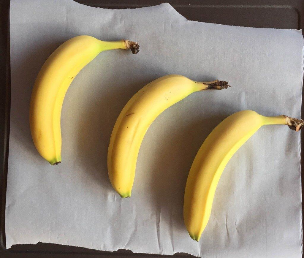 How to Ripen Bananas in the Oven