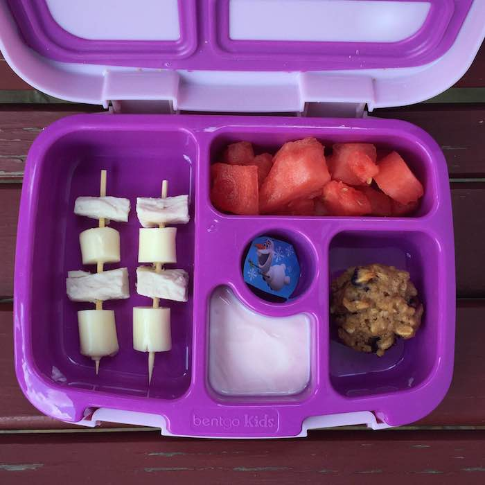 Healthy Lunchbox Week 2: Thursday