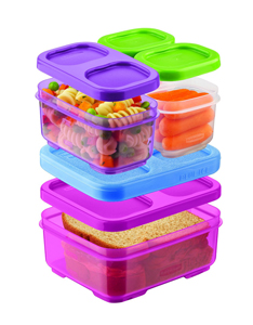 Rubbermaid LunchBlox Kids Tall Lunch Bag Kit