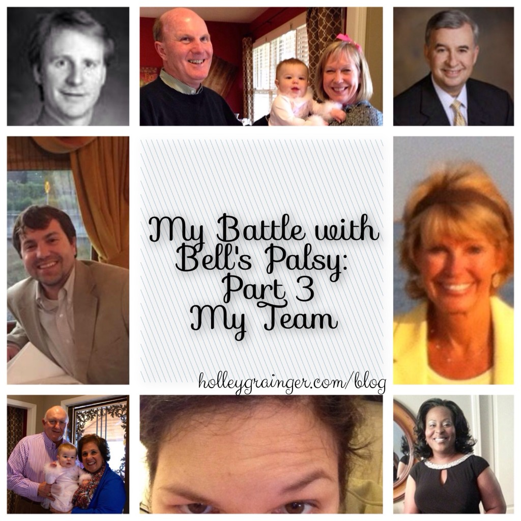 My Battle with Bells Palsy-part 3 of 5 by Holley Grainger