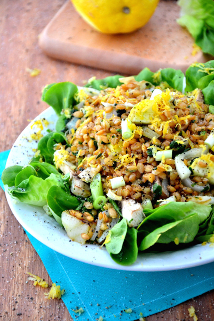 Chia Teff Salad