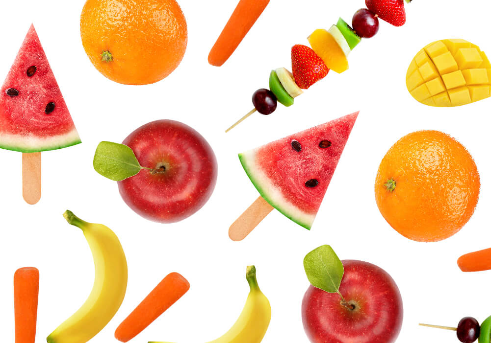10 Healthy Team Snacks for Kids from Holley Grainger