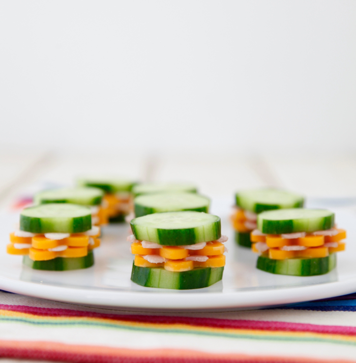 Cucumber-Stackers