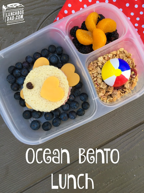 ocean lunch - favorite lunchbox recipes