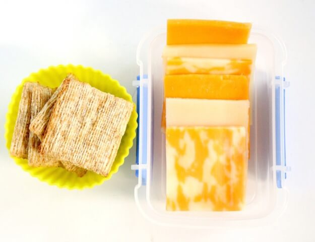 Nut-Free School Snacks