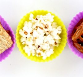 50 School Approved Nut-Free Snacks