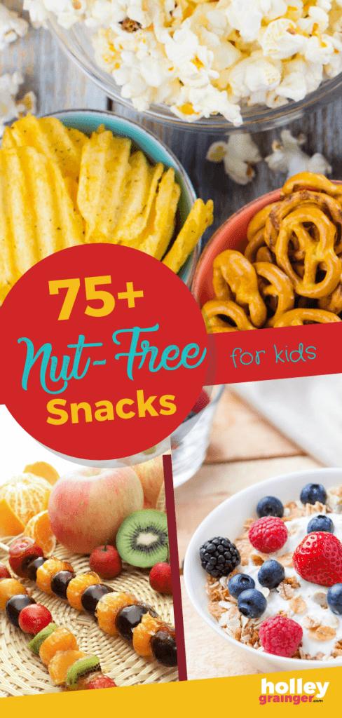 Nut Free Snacks for Kids