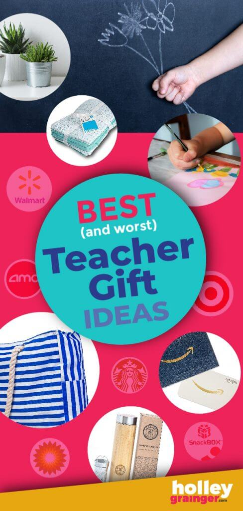 Best and Worst Teacher Gift Ideas | Cleverful Living with Holley Grainger