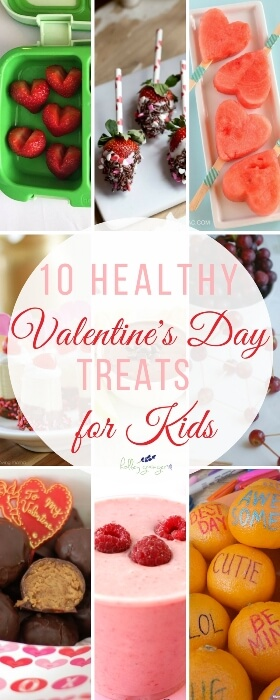 10 Healthy Valentine S Day Treats For Kids Holley Grainger