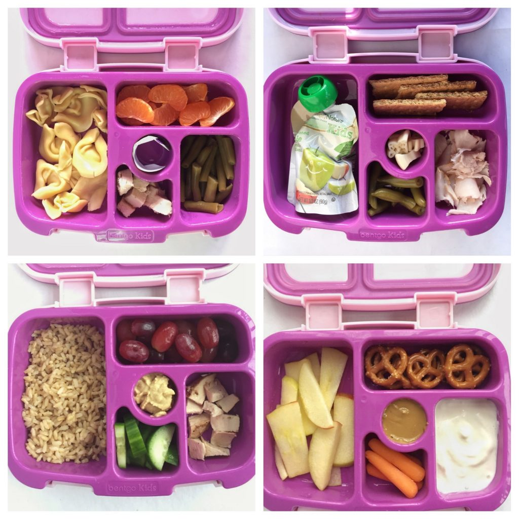 10596c8a6b0d 125 Healthy Lunchbox Ideas for Kids