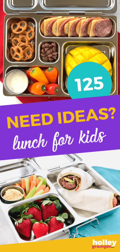 125 Healthy Lunch Ideas for Kids