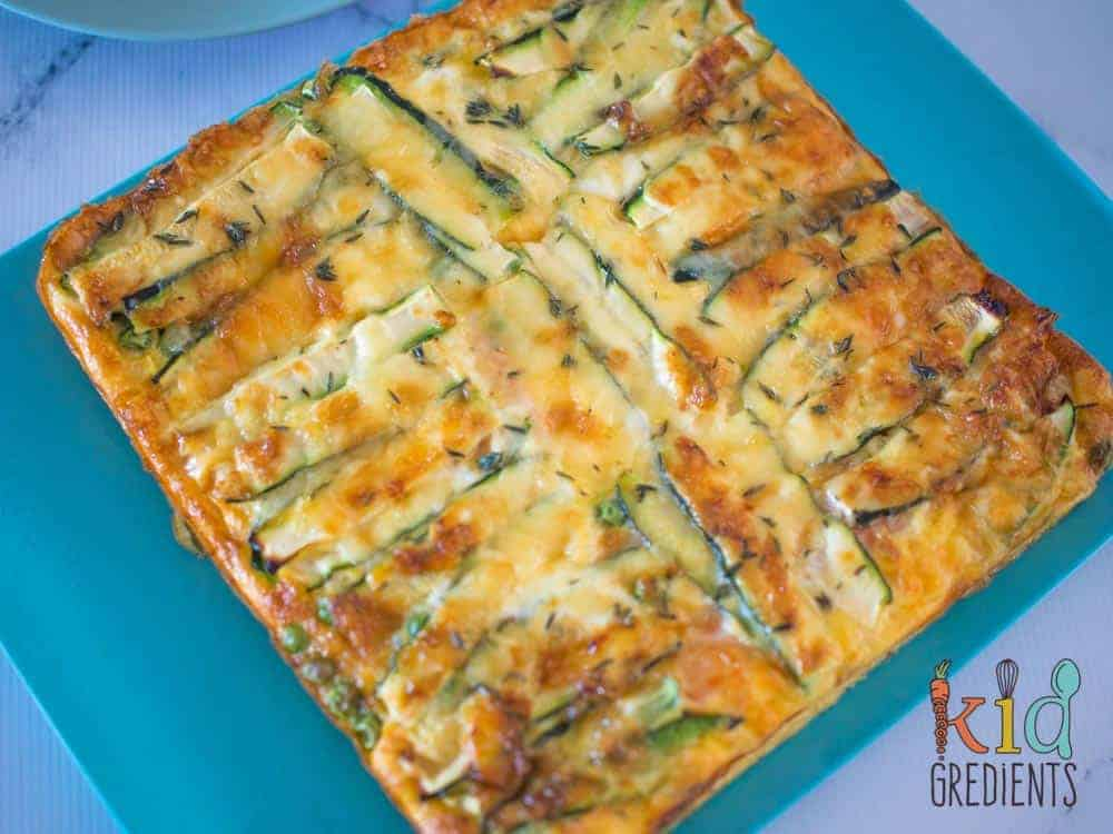 Egg Strata from Kidgredients