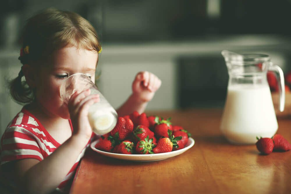 It's simple to add dairy products like milk, cheese, and yogurt into your child's day by following some of these easy suggestions.