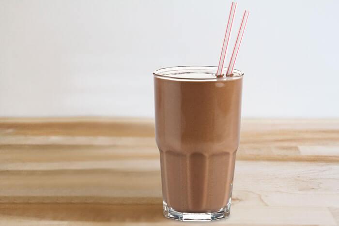 CocoaVia Chocolate-Chai Smoothie