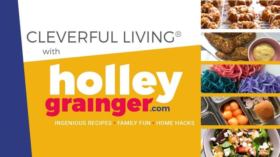 Introducing Cleverful Living with Holley Grainger