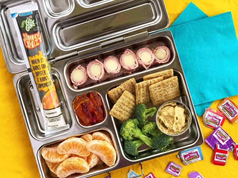 Healthy Lunchbox Recipe