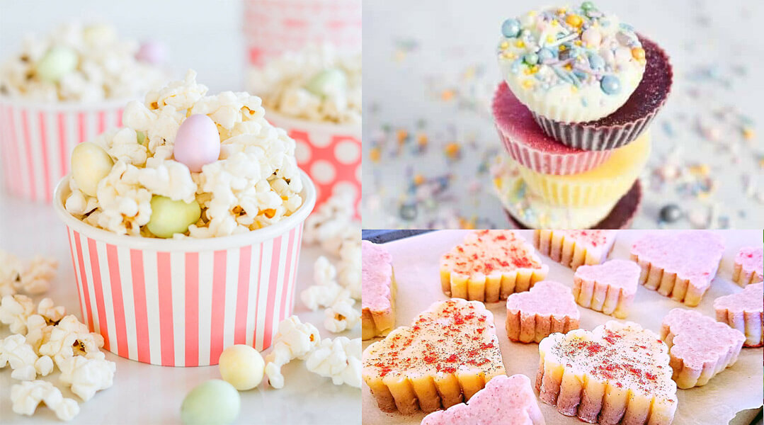 Spring Sweets and Treats Roundup