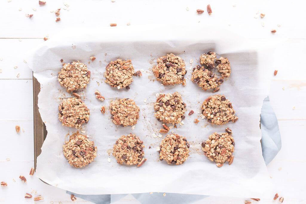Pecan Breakfast Cookies, from Holley Grainger