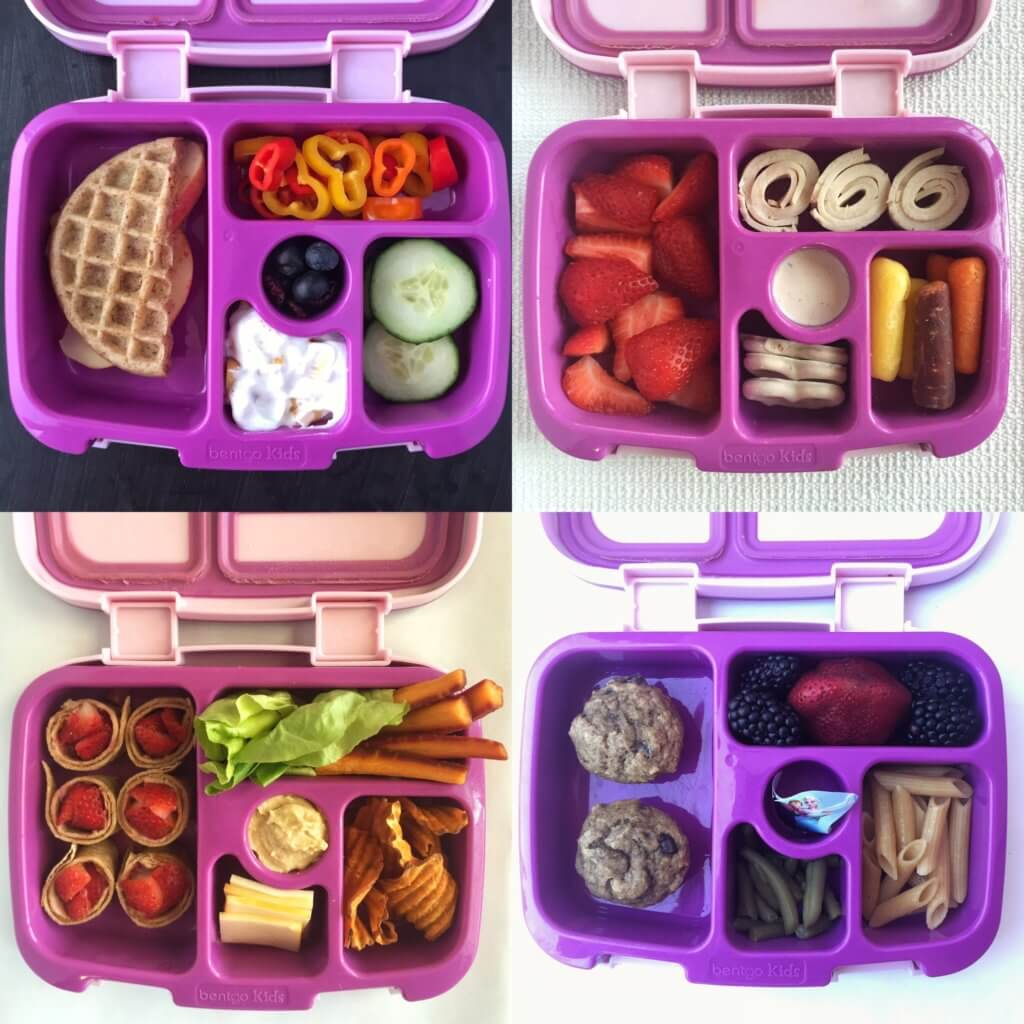 Whether you're looking for summer camp lunch ideas or prepping for the fall, this dietitian mommy has you covered with 50 healthy lunchboxes for kids.