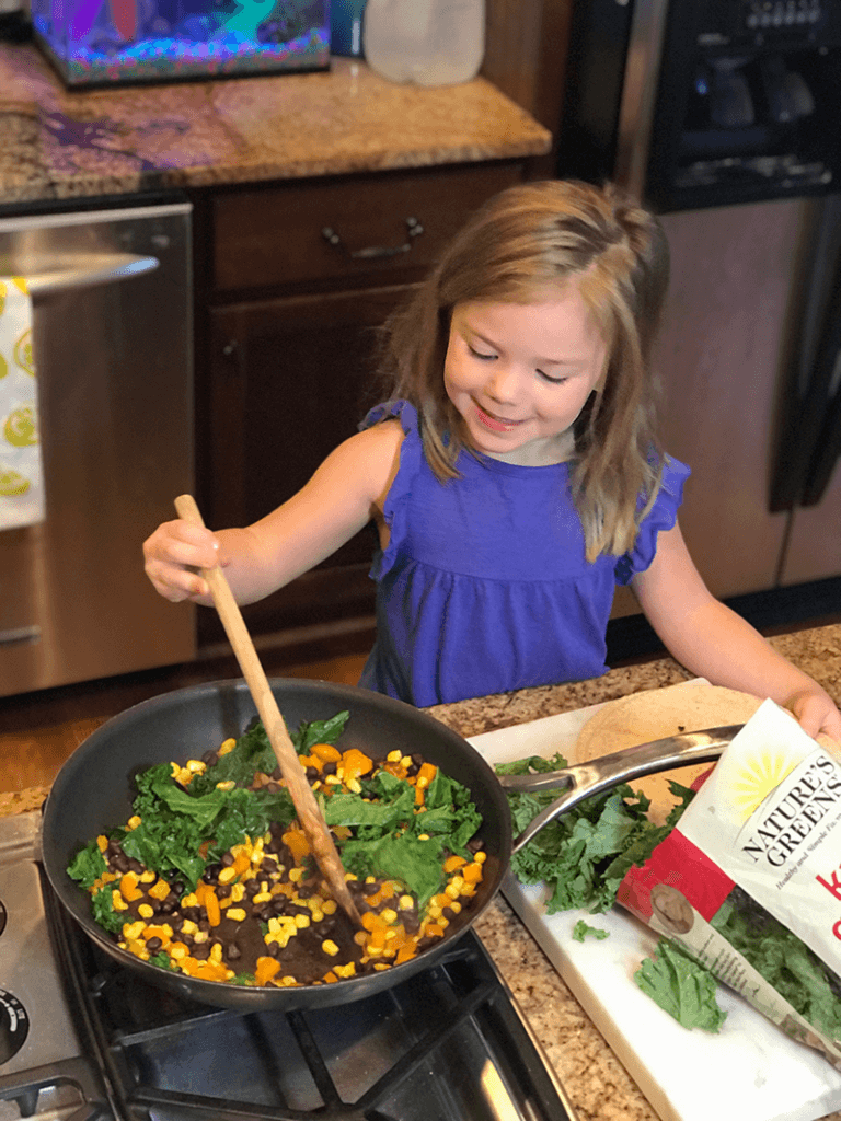 Make-Ahead Beans and Greens Quesadillas from Holley Grainger