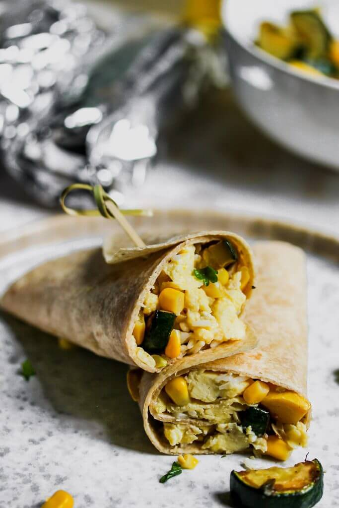 4 Fast & Easy Make Ahead Breakfast Burritos for the Freezer