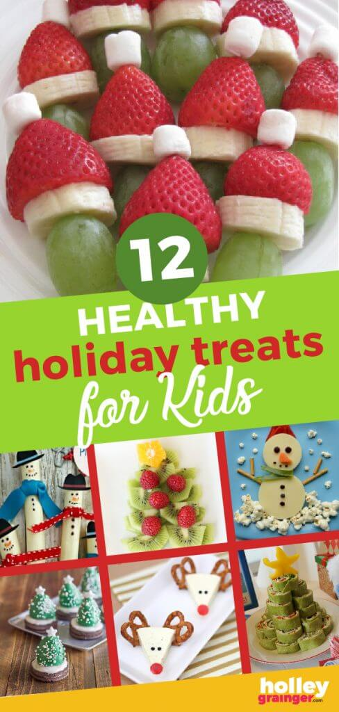 12 Healthy Holiday Treats for Kids