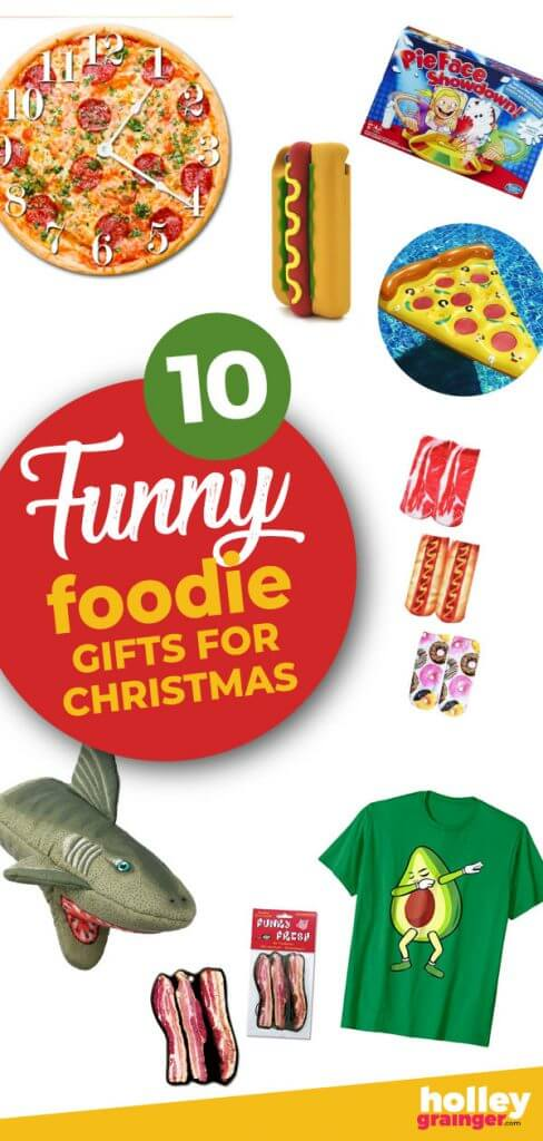 10 Funny Foodie Gifts for Christmas, from Holley Grainger