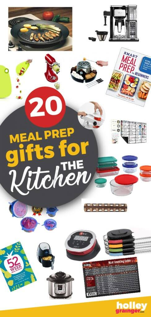 20 Meal Prep Gifts for the Kitchen