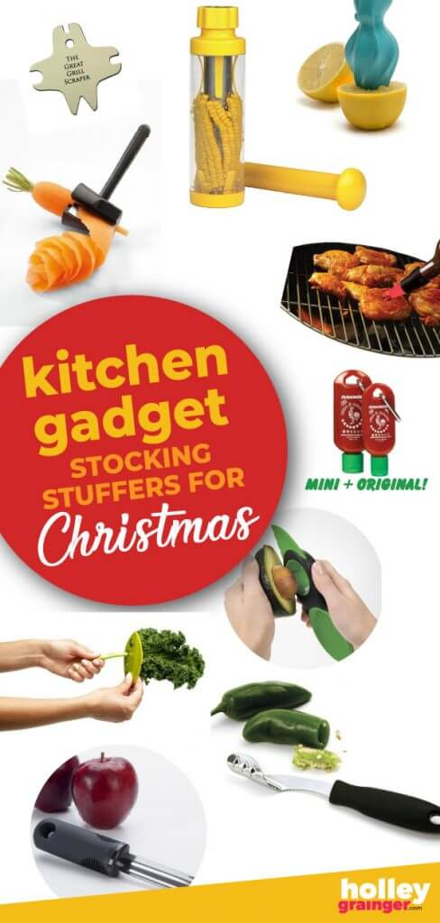 Kitchen Gadget Stocking Stuffers for Christmas