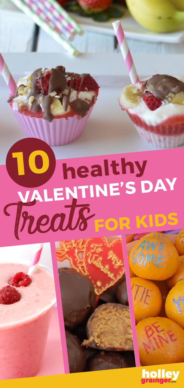 10 Healthy Valentine's Day Treats for Kids