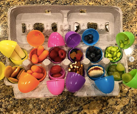 Easter Lunchbox Ideas gathered by Holley Grainger from rmichelletodd