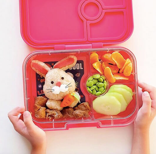 Easter Lunchbox Ideas gathered by Holley Grainger from brightbrandspr