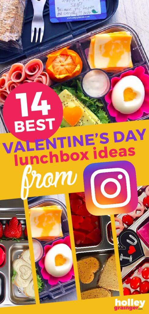14 Best Valentine's Day Lunchbox ideas from Pinterest