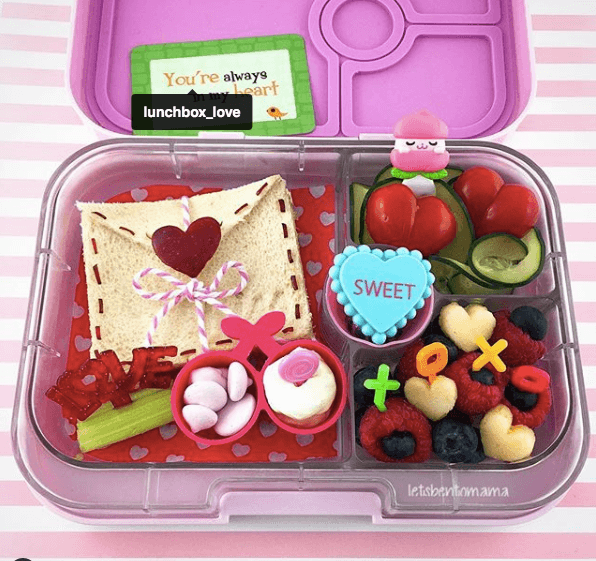 Valentine's Day Lunchbox
