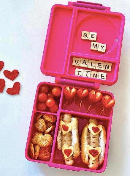 24 Valentine's Day Lunchbox Ideas