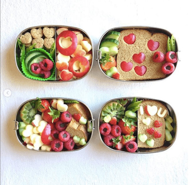 Valentine's Day Lunchboxes