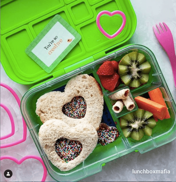 Valentine's Lunchbox Ideas