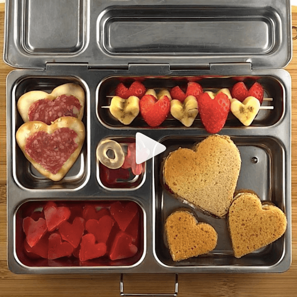Valentine's Lunchbox Ideas