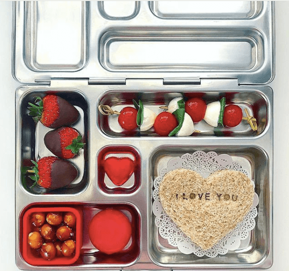 Lunchbox Ideas for Valentine's Day