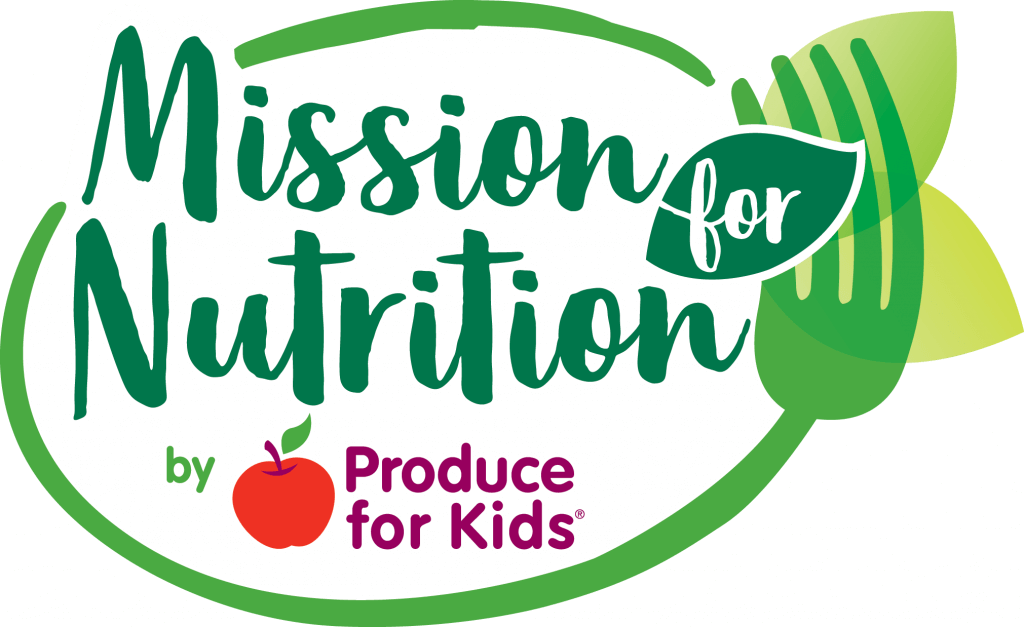 Produce for Kids Mission for Nutrition