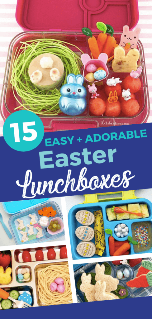 15 Easter Lunchbox Ideas