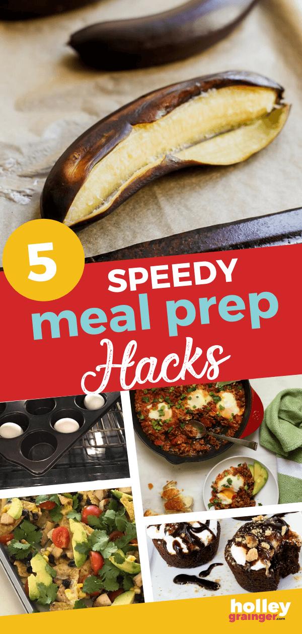 Speedy Meal Prep Hacks